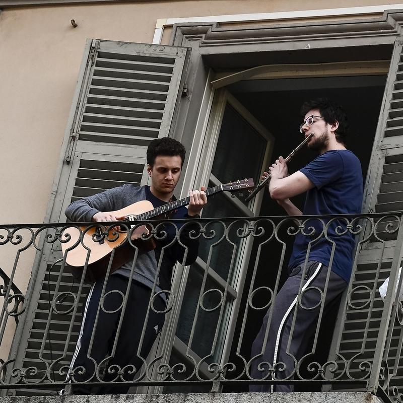 Music & Performance During Quarantine